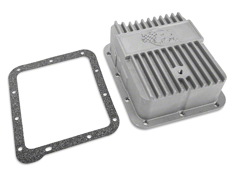 Performance Automatic Transmission Pan - C4