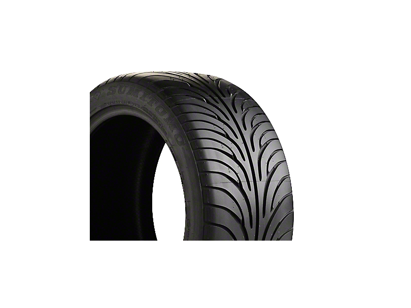 Sumitomo High Performance HTR Z II Tire - 245/45-17 (79-04 All)