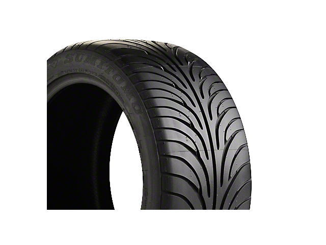 sumitomo high performance htr z ii mustang tire 255 40 17. Black Bedroom Furniture Sets. Home Design Ideas