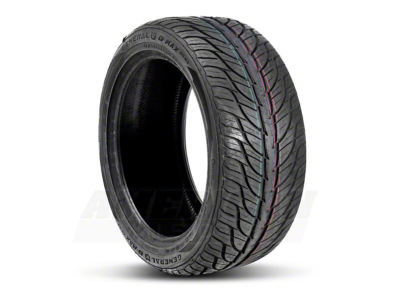 General G-MAX Ultra High Performance All Season Tire - 245/45-19 (05-14 All)