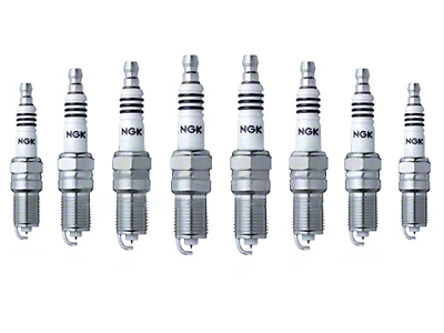 NGK Iridium IX Performance Spark Plugs (86 5.0L)
