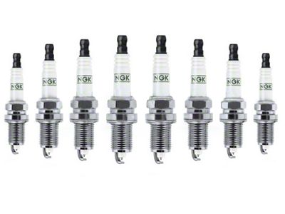 Add NGK G-Power Platinum Performance Spark Plugs (93-01 Cobra; 96-04 GT, Mach1; 98-04 V6)