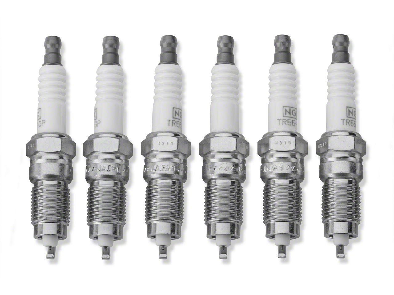 Add NGK Iridium IX Performance Spark Plugs (05-10 V6; 94-97 V6)