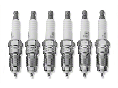 NGK Iridium IX Performance Spark Plugs (05-10 V6)