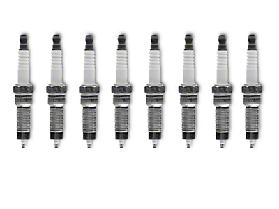 NGK G-Power Platinum Performance Spark Plugs (Mid 08-10 GT, Bullitt)