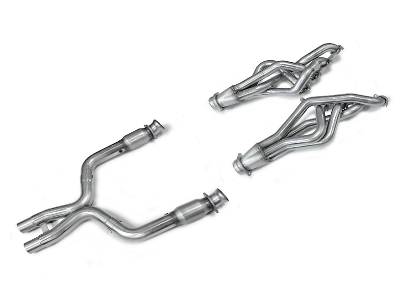 Kooks Header and Catted X-Pipe Combo - 1-3/4 in. (07-10 GT500)