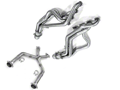 Kooks Header and Off-Road X-Pipe Combo - 1-3/4in (07-10 GT500)