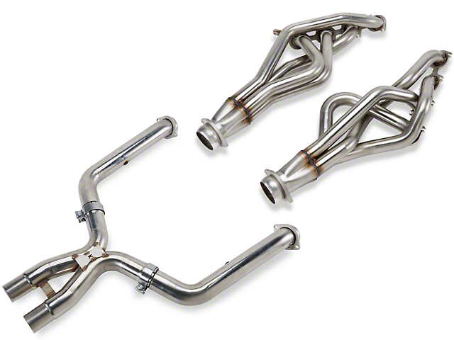 Kooks Header and Off-Road X-Pipe Combo - 1-3/4 in. (11-14 GT500)