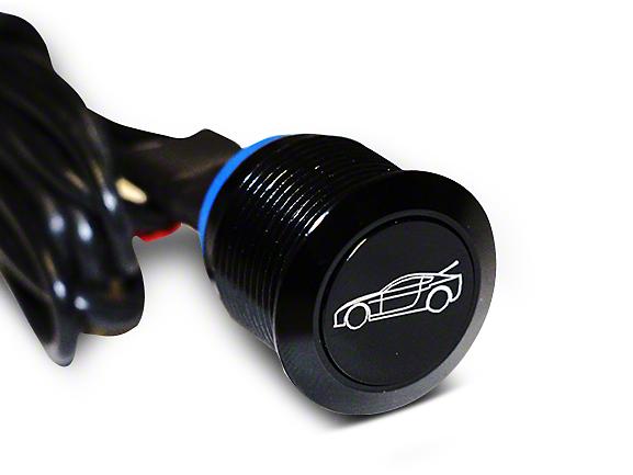 SHR Mustang Trunk Release Kit (05-09)