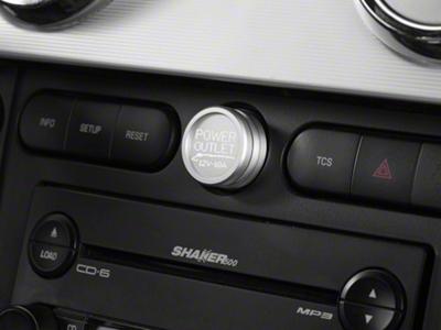 SHR Satin Power Plug (05-09 All)