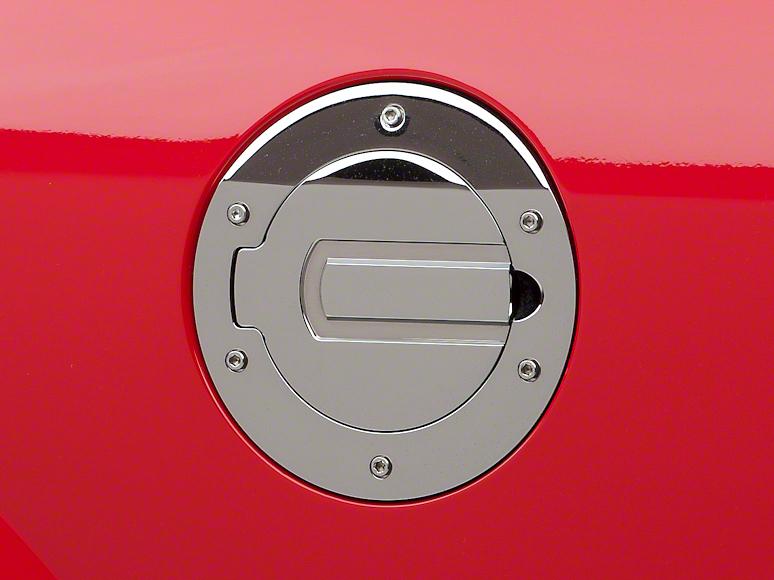 SHR Chrome Fuel Door (05-09 All)