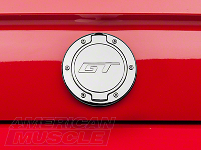 SHR Chrome Deck Lid Medallion - GT Logo (05-09 All)