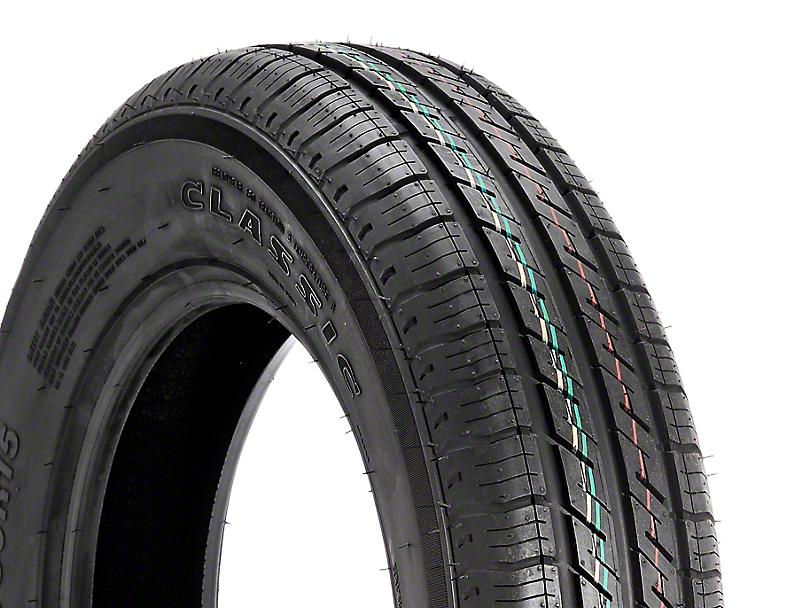 Classic All-Season Tire - 165/80R15