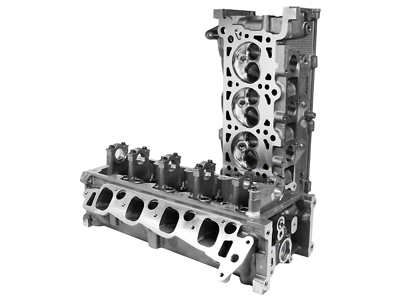 Patriot Performance Cylinder Heads - Stage III (01-04 GT)