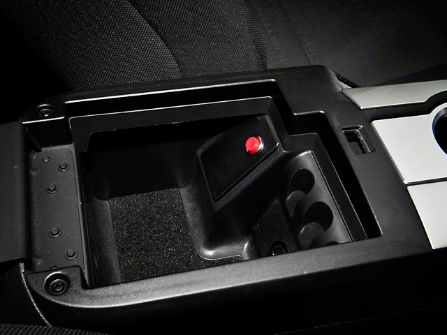 Mustang Center Console Mounted Trunk Release Kit 05 09 All Free Shipping