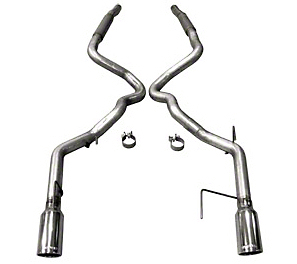 Roush High Performance Cat-Back Exhaust (2010 GT)