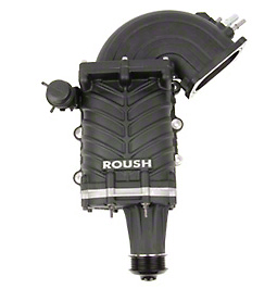 Roush M90 Supercharger Kit - Manual (10 GT)