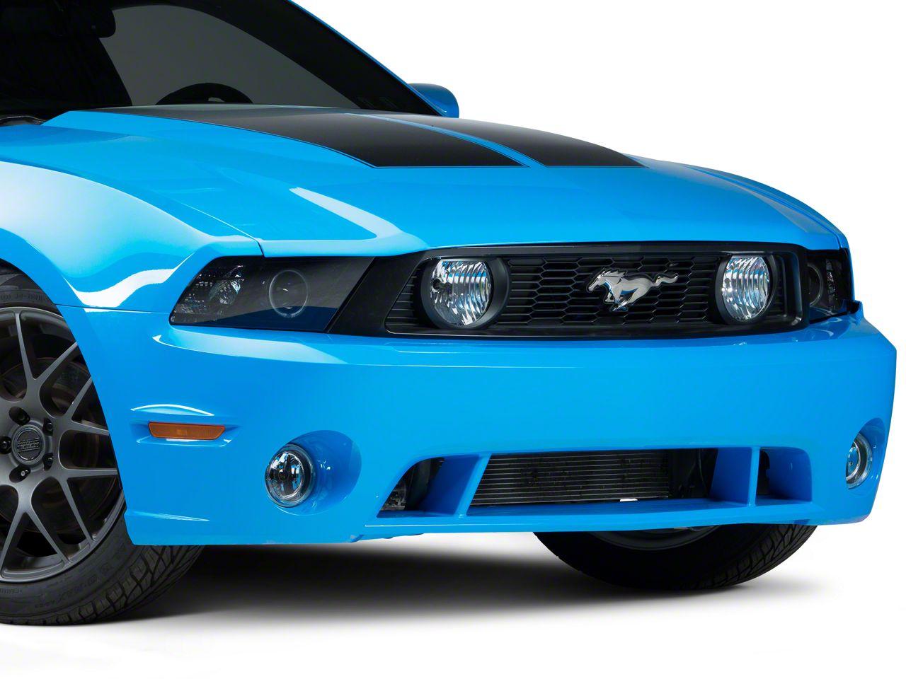 Add Roush Front Fascia - Unpainted (10-12 GT)
