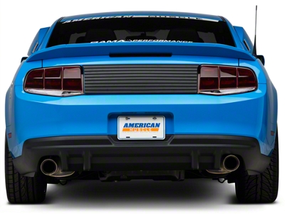 Roush Rear Valance (10-12 GT, V6)