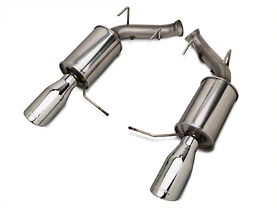 Roush Axle-Back Exhaust (11-14 GT, 11-12 GT500)