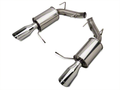 Roush Axle-Back Exhaust (11-14 V6)