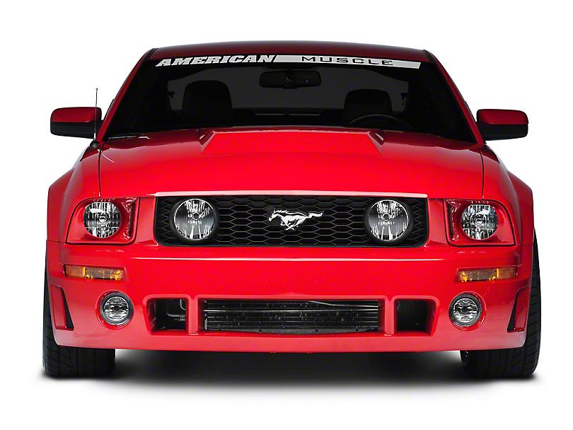 Roush Front Fascia - Unpainted (05-09 GT, V6)