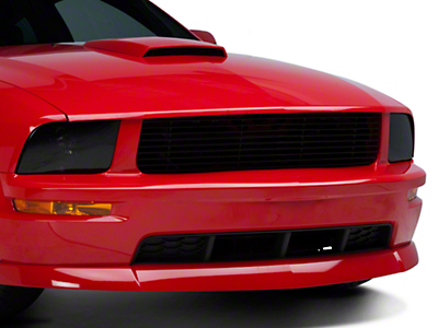 Roush 9 Bar Black Billet Grille (05-09 GT)