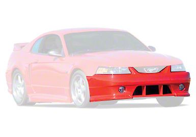 Roush Stage 3 Front Fascia - Unpainted (99-04 All)