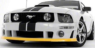 Roush Chin Spoiler - Unpainted (05-09 GT, V6)