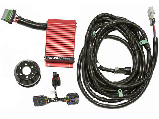Roush Phase 2 to Phase 3 Supercharger Upgrade Kit (11-14 GT)