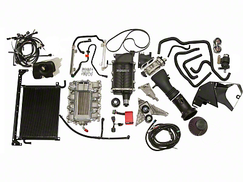 Roush R2300 675HP Supercharger - Phase 3 Kit (11-14 GT)