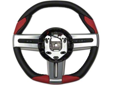 Grant Steering Wheel - Black/Red (05-09 All)