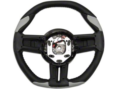 Grant Steering Wheel - Black/Gray (10-14 All)