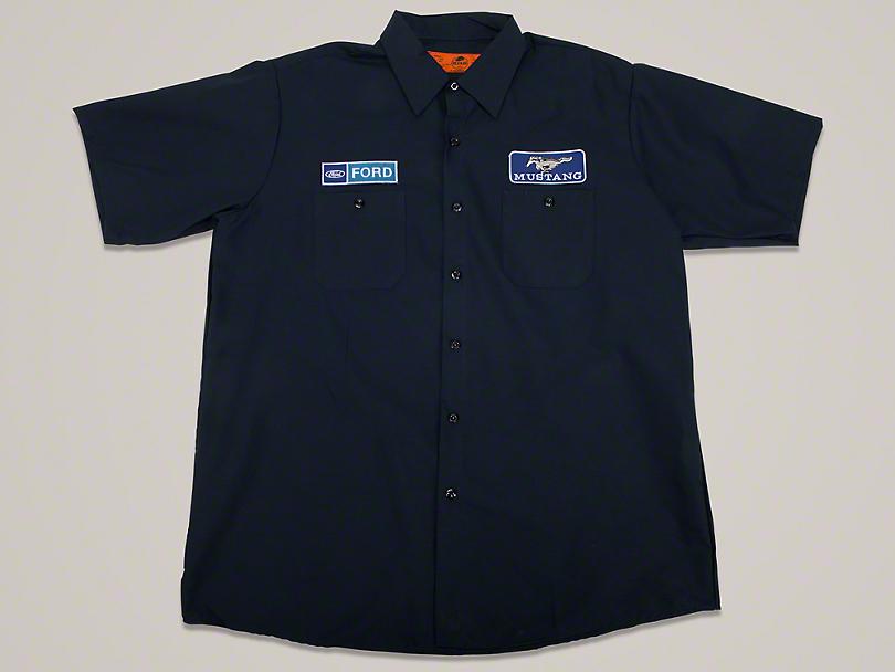 Mustang Mechanics Shirt