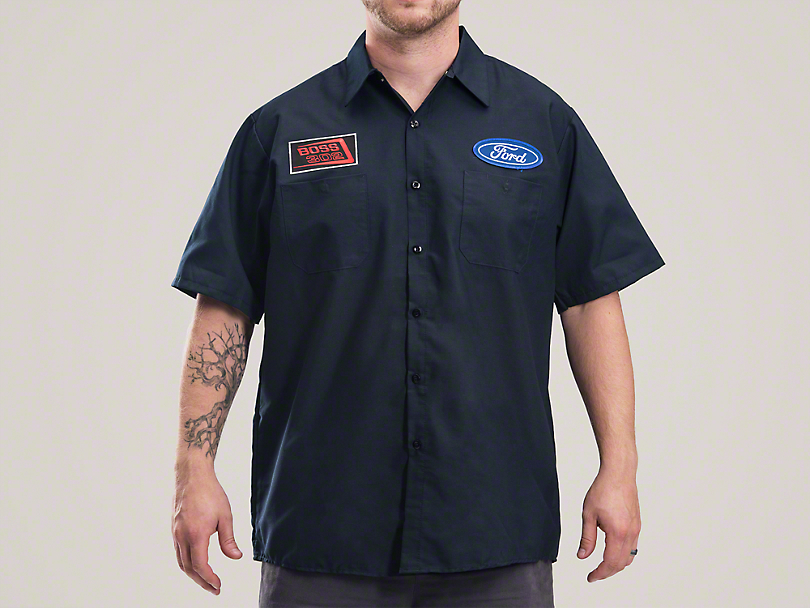 Boss 302 Mechanics Shirt