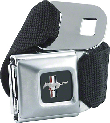 Ford Mustang Seatbelt Belt