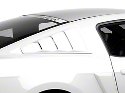 2005 2009 Mustang Side Window Louvers Amp Scoops