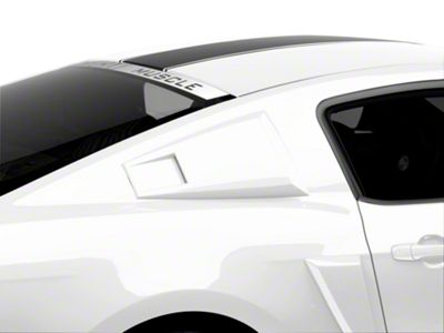 Add MMD Eleanor Style Scoops - Unpainted (05-14 All)
