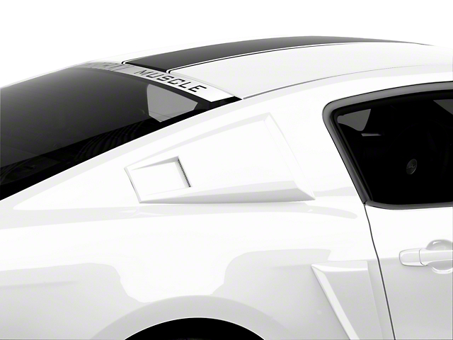 MMD Eleanor Style Scoops - Unpainted (05-14 All)