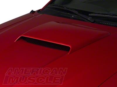 GT Style Hood Scoop - Unpainted (99-04 GT; 99-02 V6; 01 Bullitt)