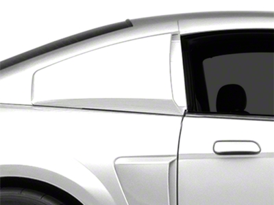 MMD Quarter Window Scoops - Pre-painted (99-04 All)