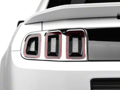 MMD Chrome Tail Light Trim (13-14 All)