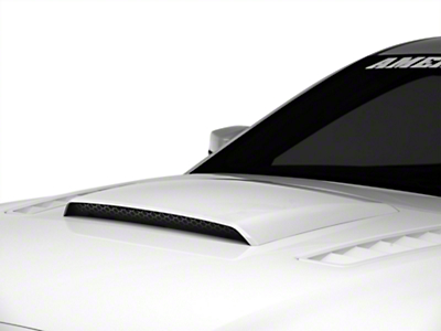MMD Hood Scoop - Unpainted (13-14)