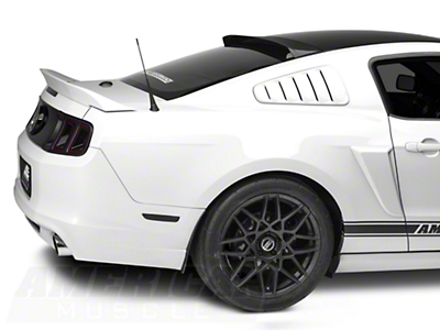 MMD Roof Spoiler - Matte Black (05-14 All)