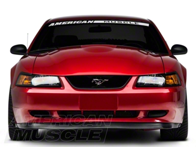 Cervini's 2000 Style Cobra R Hood - Unpainted (99-04 All)