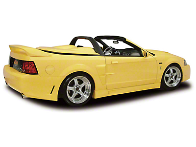 Cervini's 2-Piece Speedster Cover - Unpainted (94-04 All)