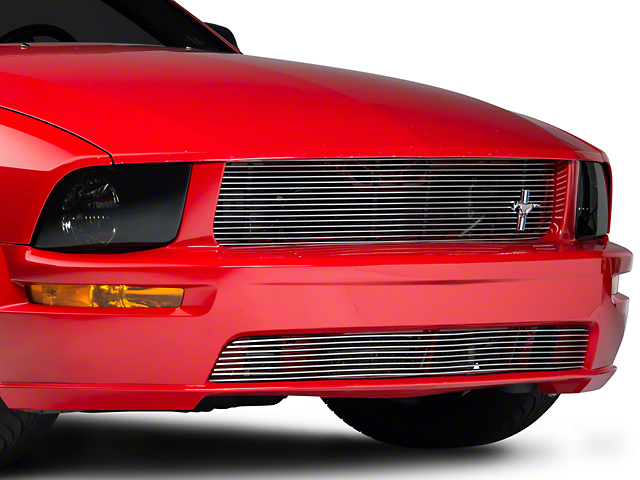 Cervini's Lower Billet Grille (05-09 GT)