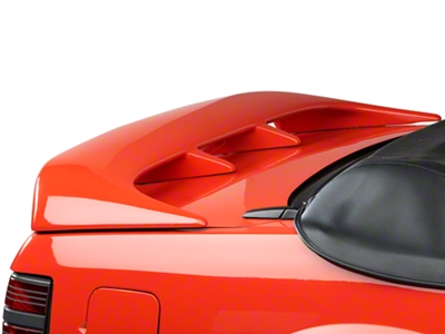 Cervini's Cobra Style Rear Wing - Coupe/Convertible - Unpainted (79-93 All)