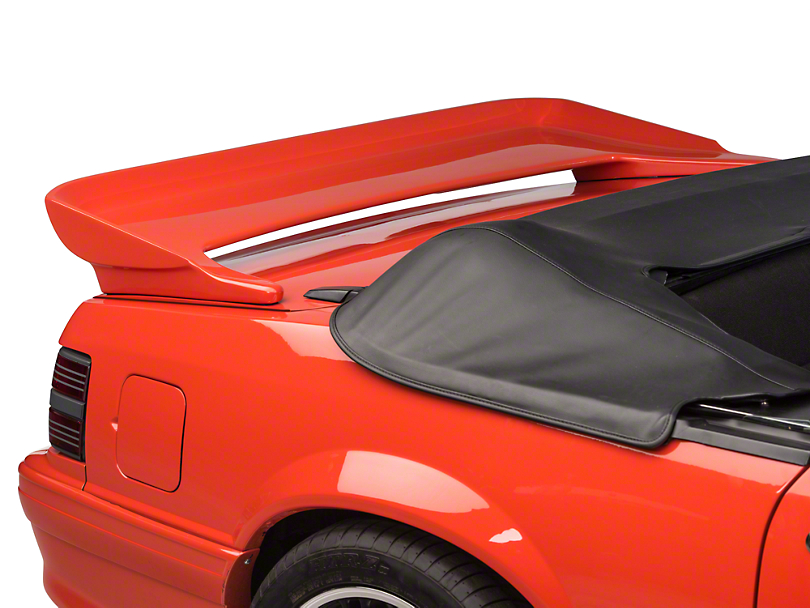 Cervini's Saleen Rear Wing - Coupe/Convertible - Unpainted (79-93 All)