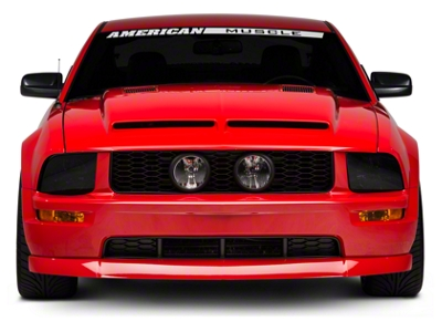 Cervini's Ram Air Type IV Hood - Unpainted (05-09 GT, V6)